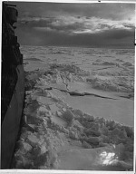 Breaking Ice in Antarctica during Operation Windmill