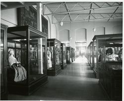 First Ladies Gowns, Martha Washington on left