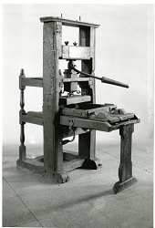 Was the printing press revolutionary?
