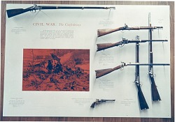 Arts and Industries Building, Civil War Exhibit