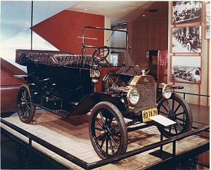 Image of Museum of History and Technology, Transportation Exhibit