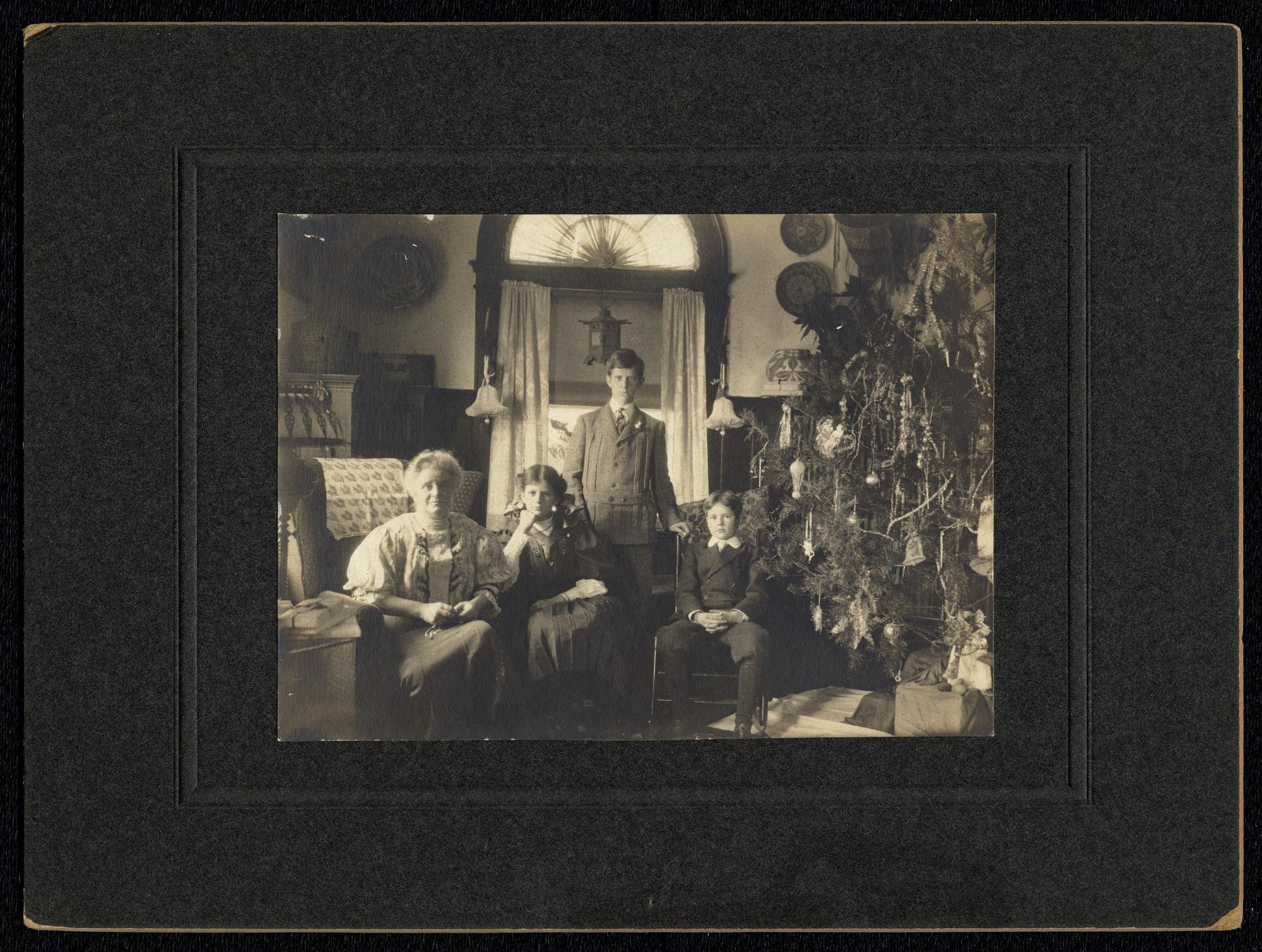 Walcott Family Christmas Morning