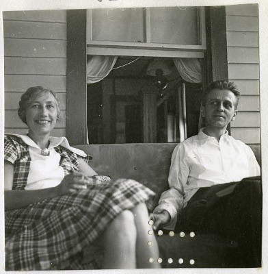 Mr. and Mrs. Theodore Bolton