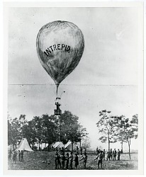 Reading Companion: Hot-Air Balloons and the Civil War