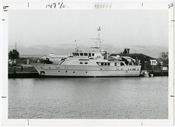 New STRI Research Vessel Urraca