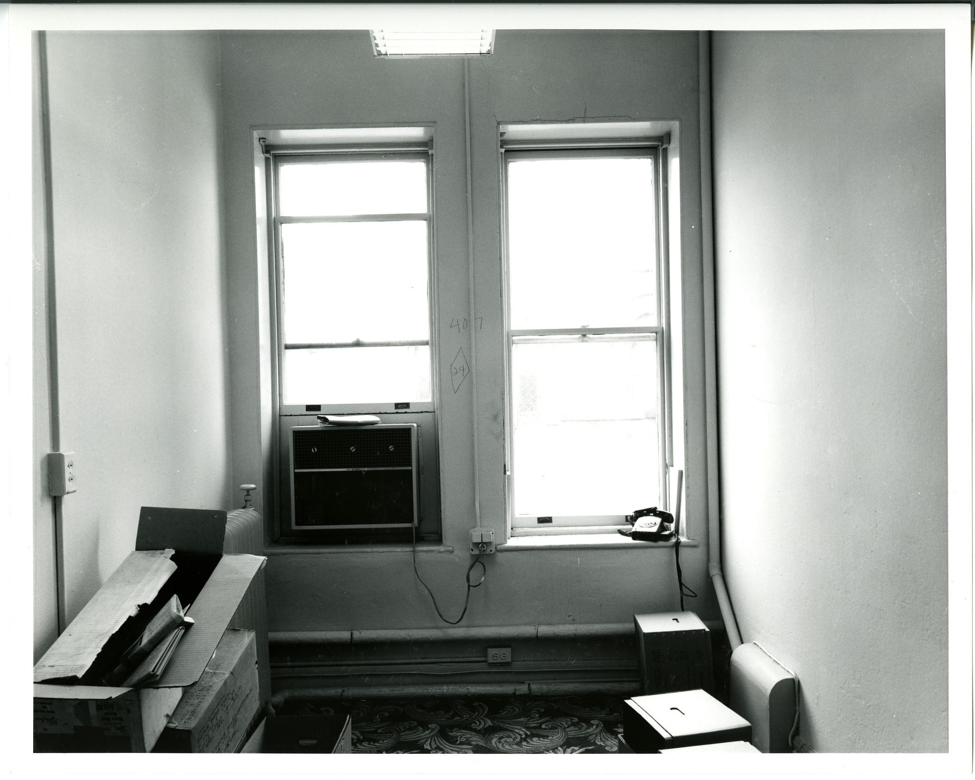 Old Archives Area, Fourth Floor, Smithsonian Institution Building, Photo 1 of 11