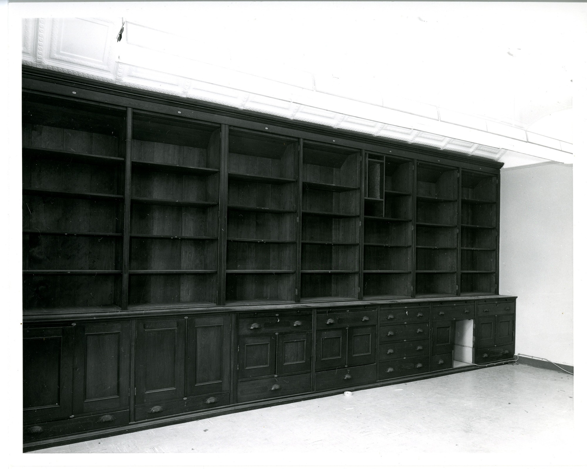 Old Archives Area, Fourth Floor, Smithsonian Institution Building, Photo 5 of 11