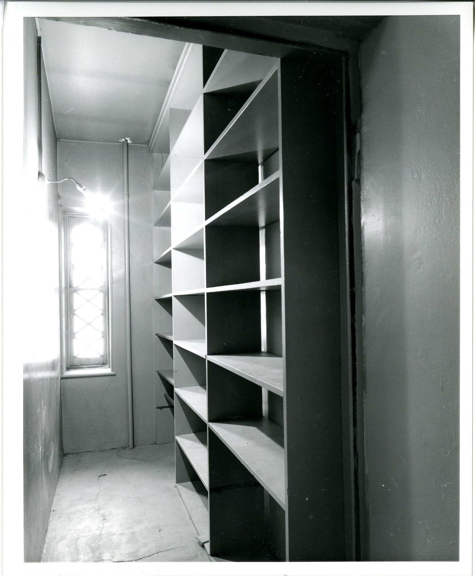 Old Archives Area, Fourth Floor, Smithsonian Institution Building, Photo 9 of 11