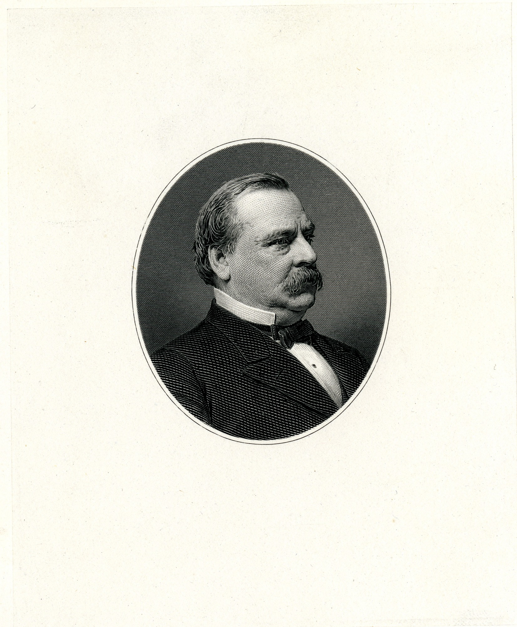 Jun 16 Grover Cleveland Engraving