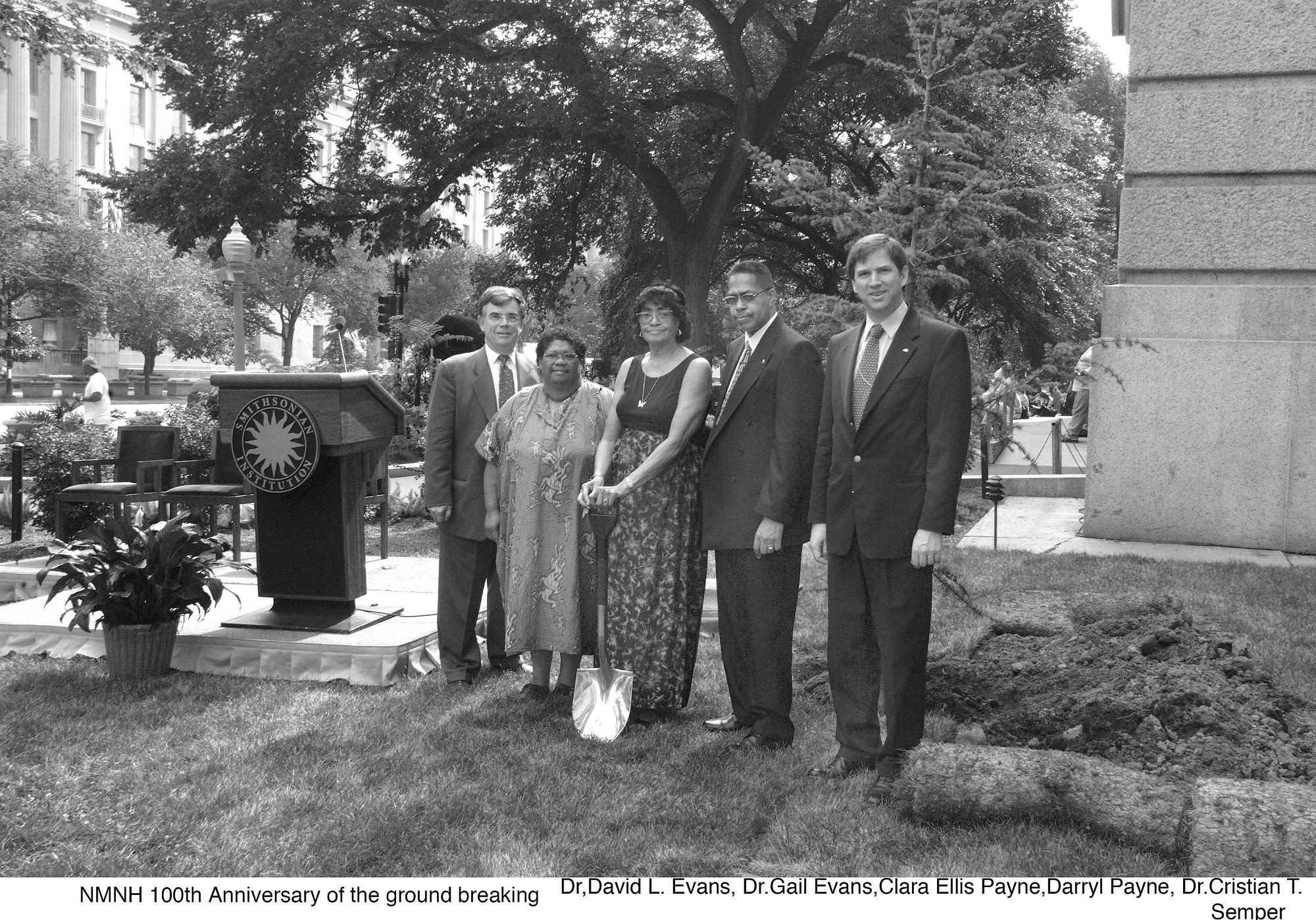 Solomon Brown Tribute with D. Evans, G. Lowe, C.E. Payne, D.B. Payne & C. Samper