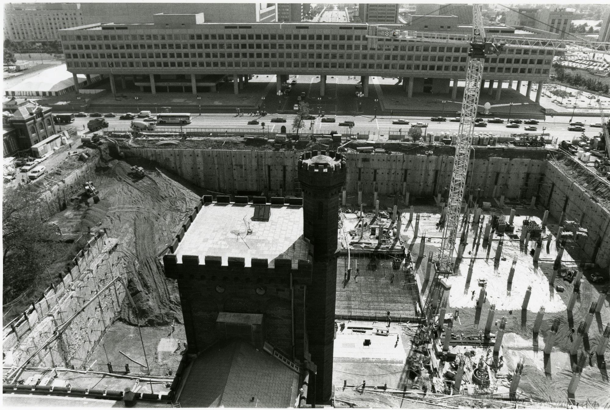 Quadrangle Construction