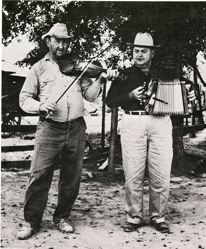 Image for Cajun Musicians at the First Folklife Festival