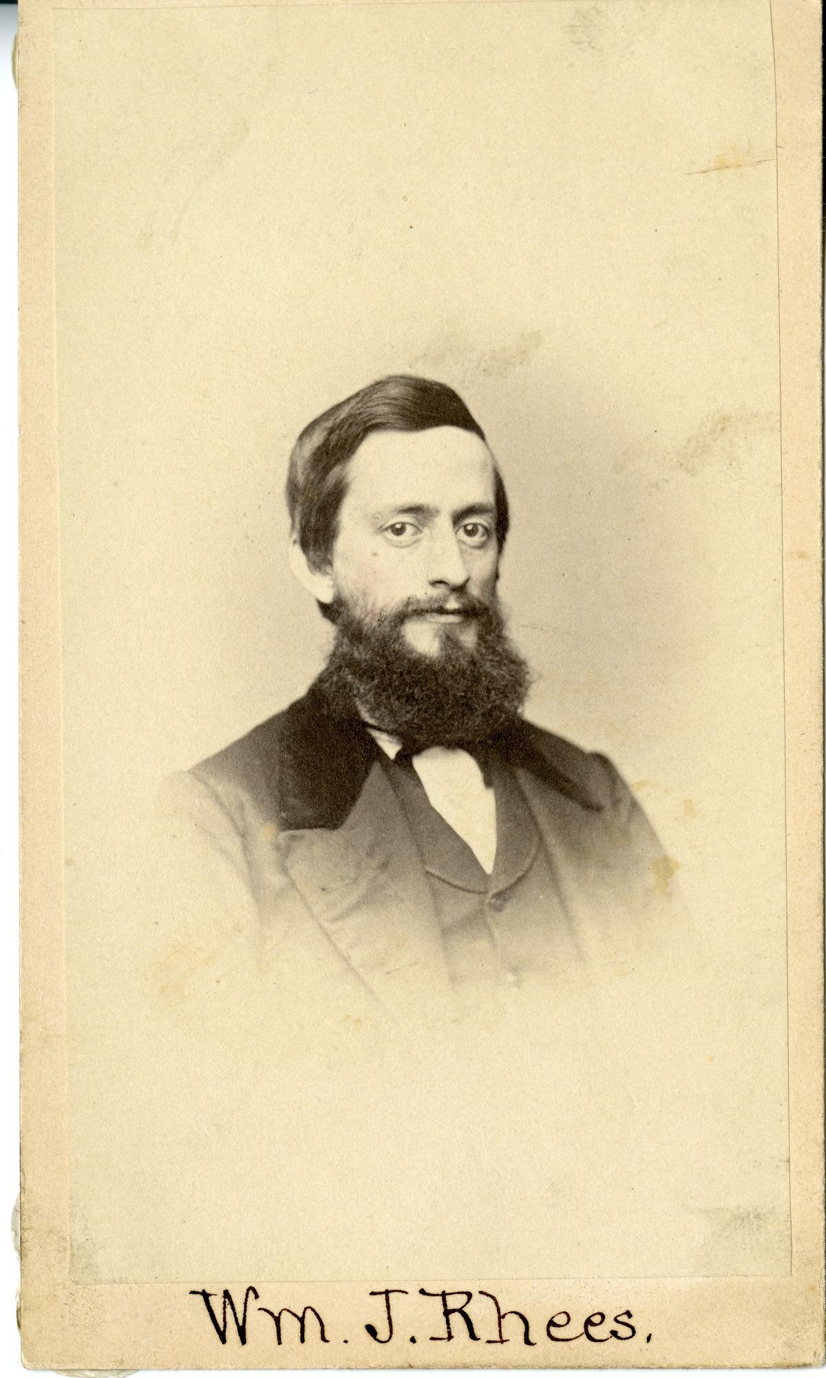 William J. Rhees