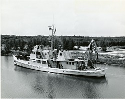 "SI Research Vessel, The ""R. V. Johnson"""