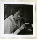 Miss F. E. Lees (Mrs. Ueirich), October 1935