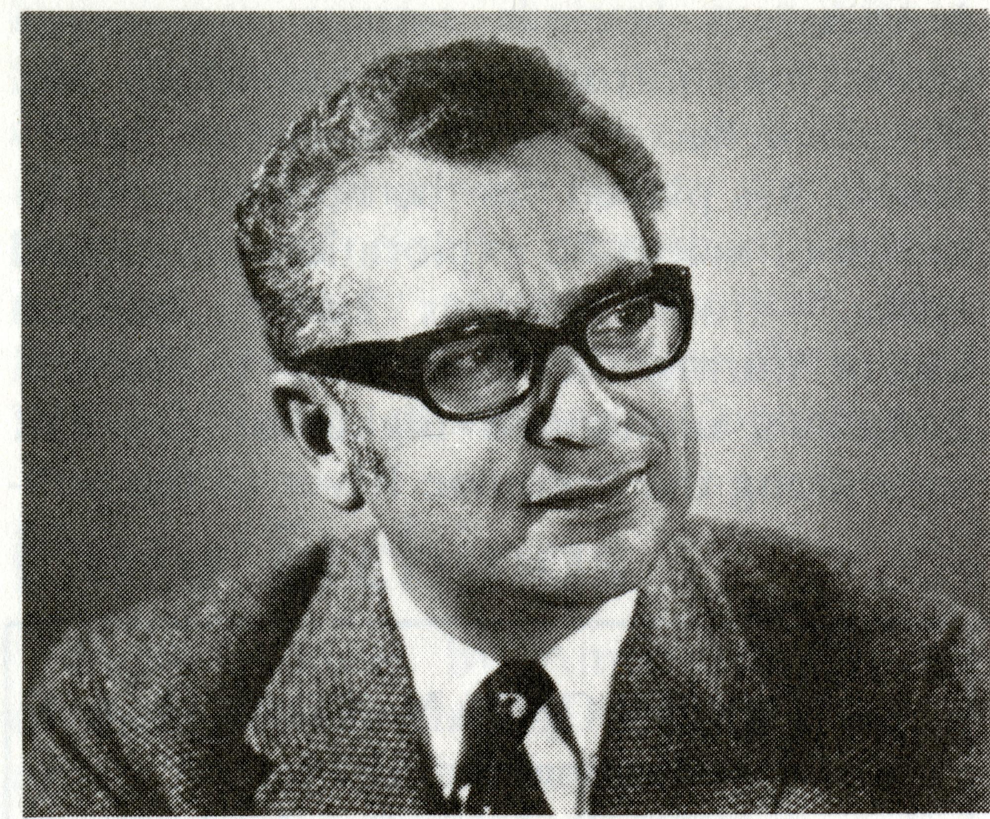 Aug 31 Dr. Murray Gell-Mann