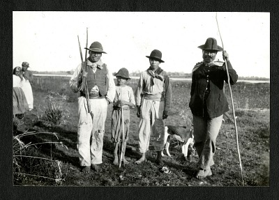 Toba Indians in Argentina During Wetmore's Field Work