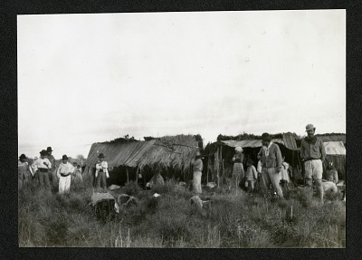 Toba Indians in Argentina During Wetmore's Fieldwork