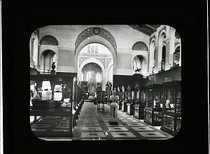 Image of North Hall of the Arts and Industries Building