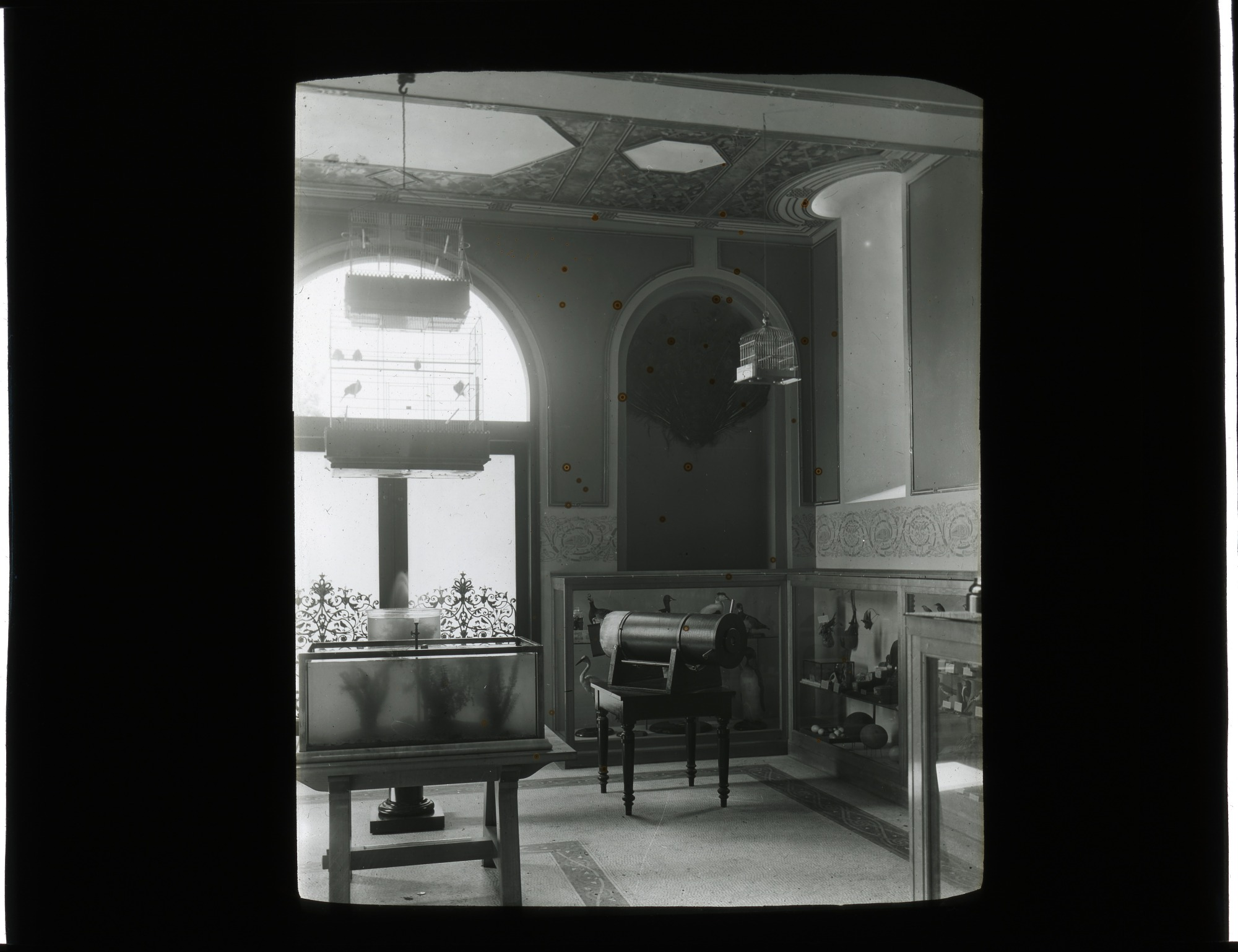 Children's Room in the Smithsonian Institution Building, or Castle