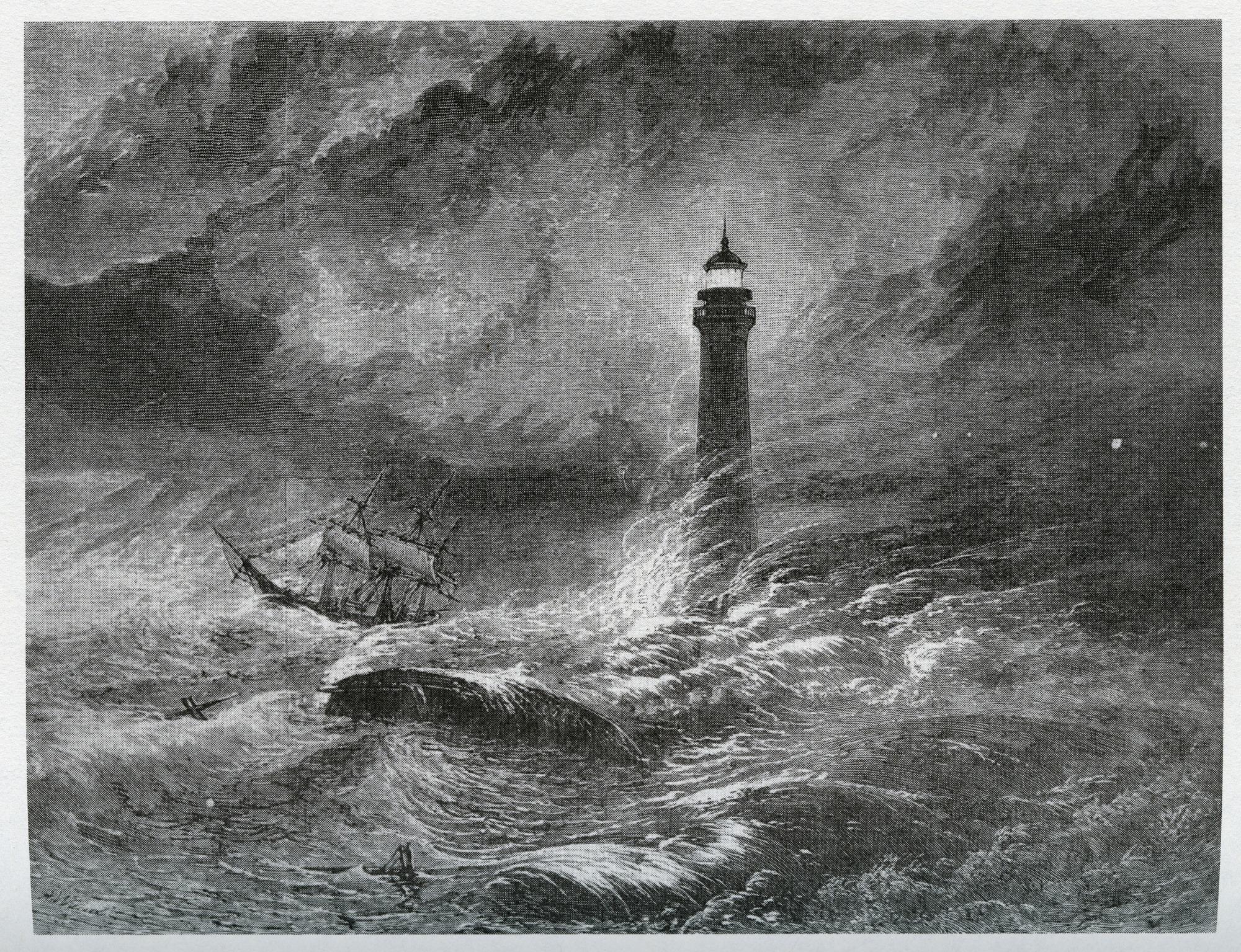 Minot's Ledge Lighthouse