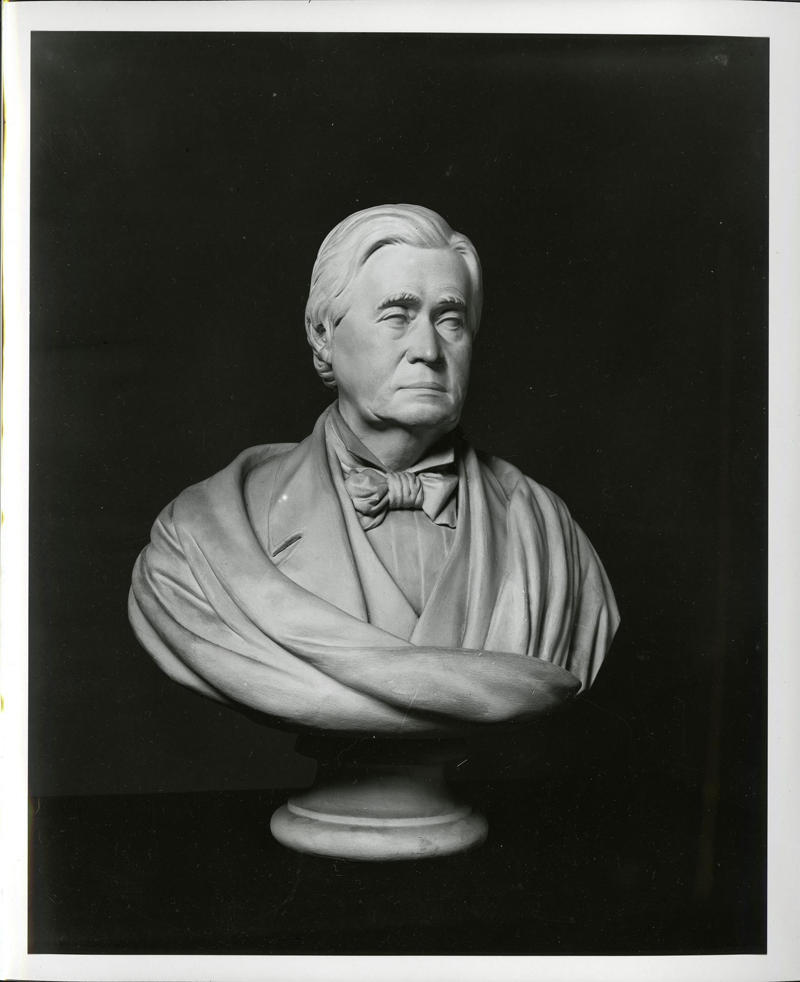 Bust of Joseph Henry