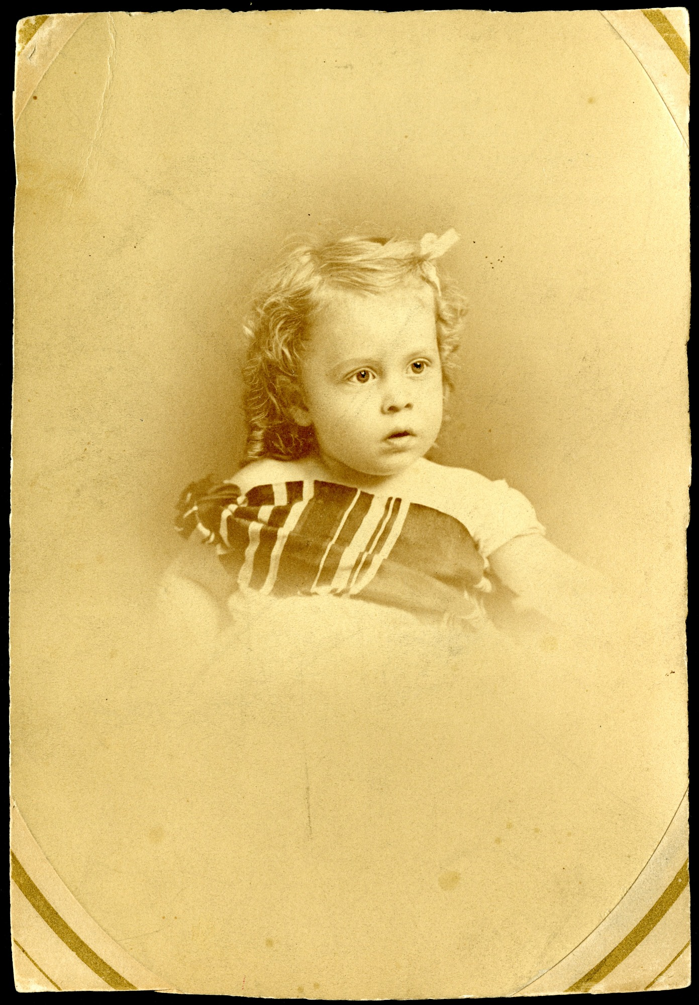 One of Joseph Henry's Daughters as a Child