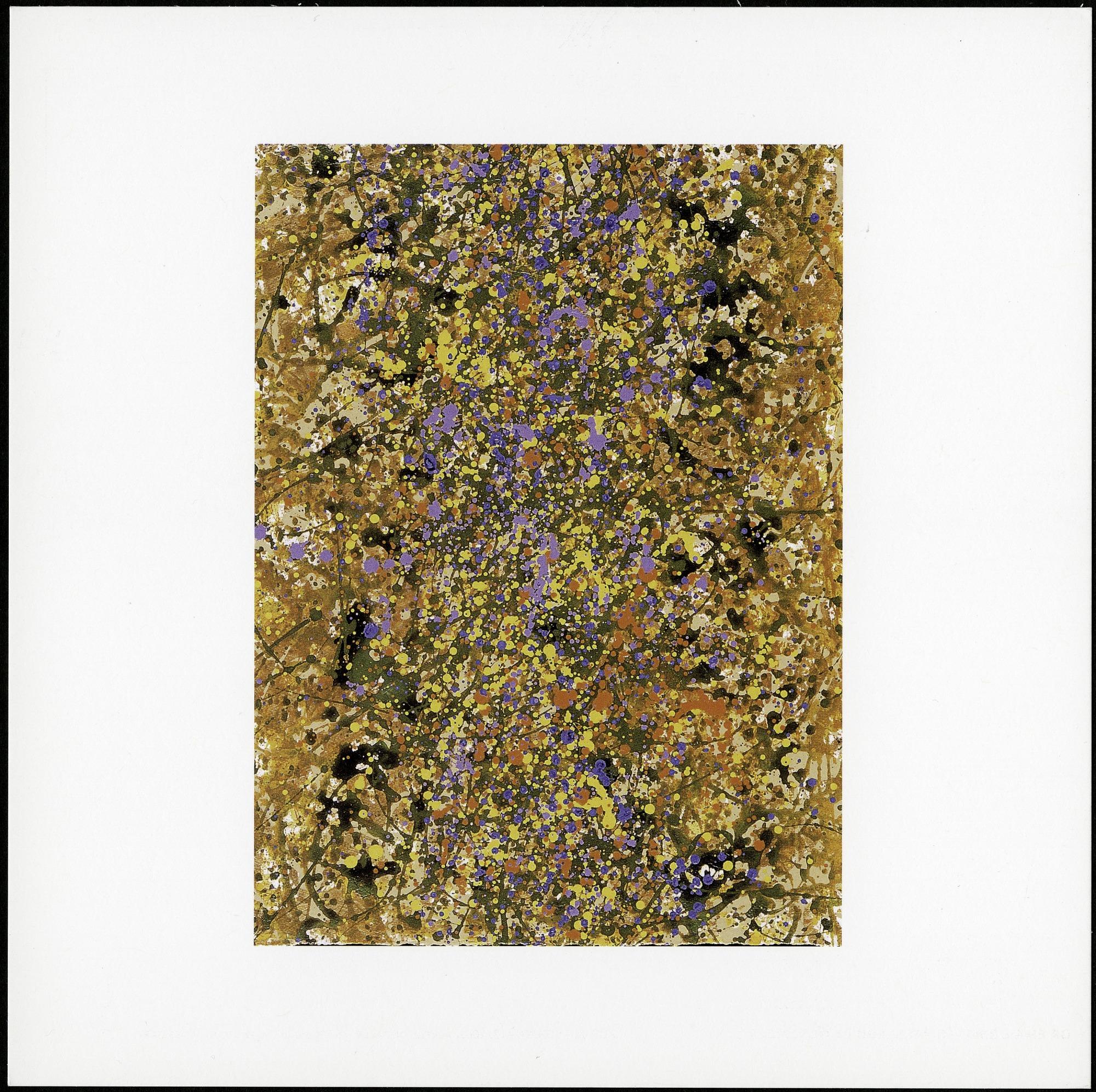 """Postcard of """"Autumn Sonata #12"""""""