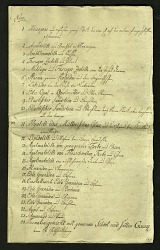 Mineral Catalog owned by James Smithson