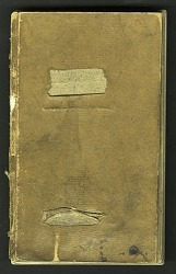 Field notes, 1871-1872, 1871-1872, Smithsonian Field Book Project, SIA RU007073.