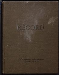 Journal, 1948, Smithsonian Field Book Project, SIA RU007428.