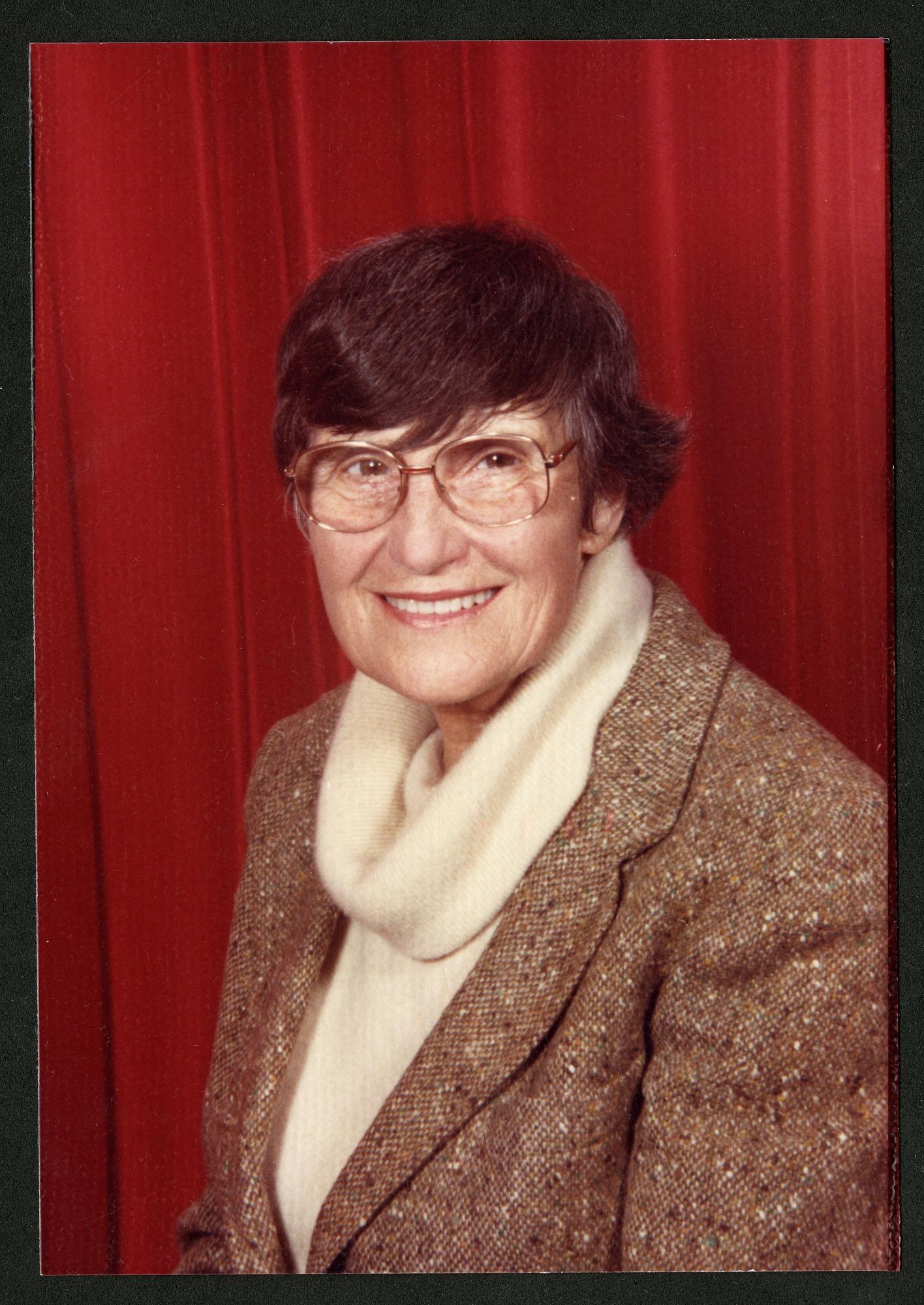 Portrait of Roxie Laybourne
