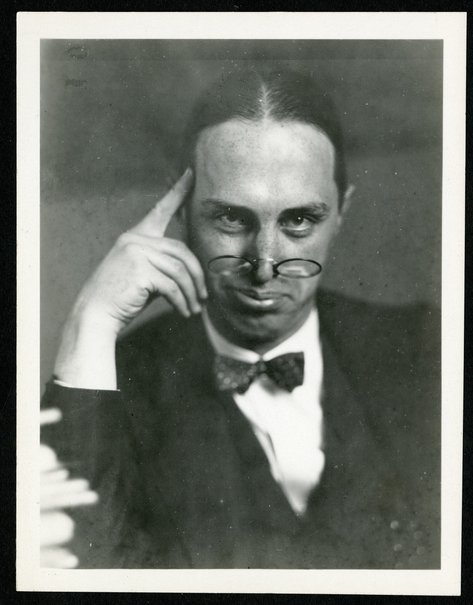 James Stokley (1900-1989), 1920, Smithsonian Institution Archives, SIA RU007091 [SIA2015-003196].