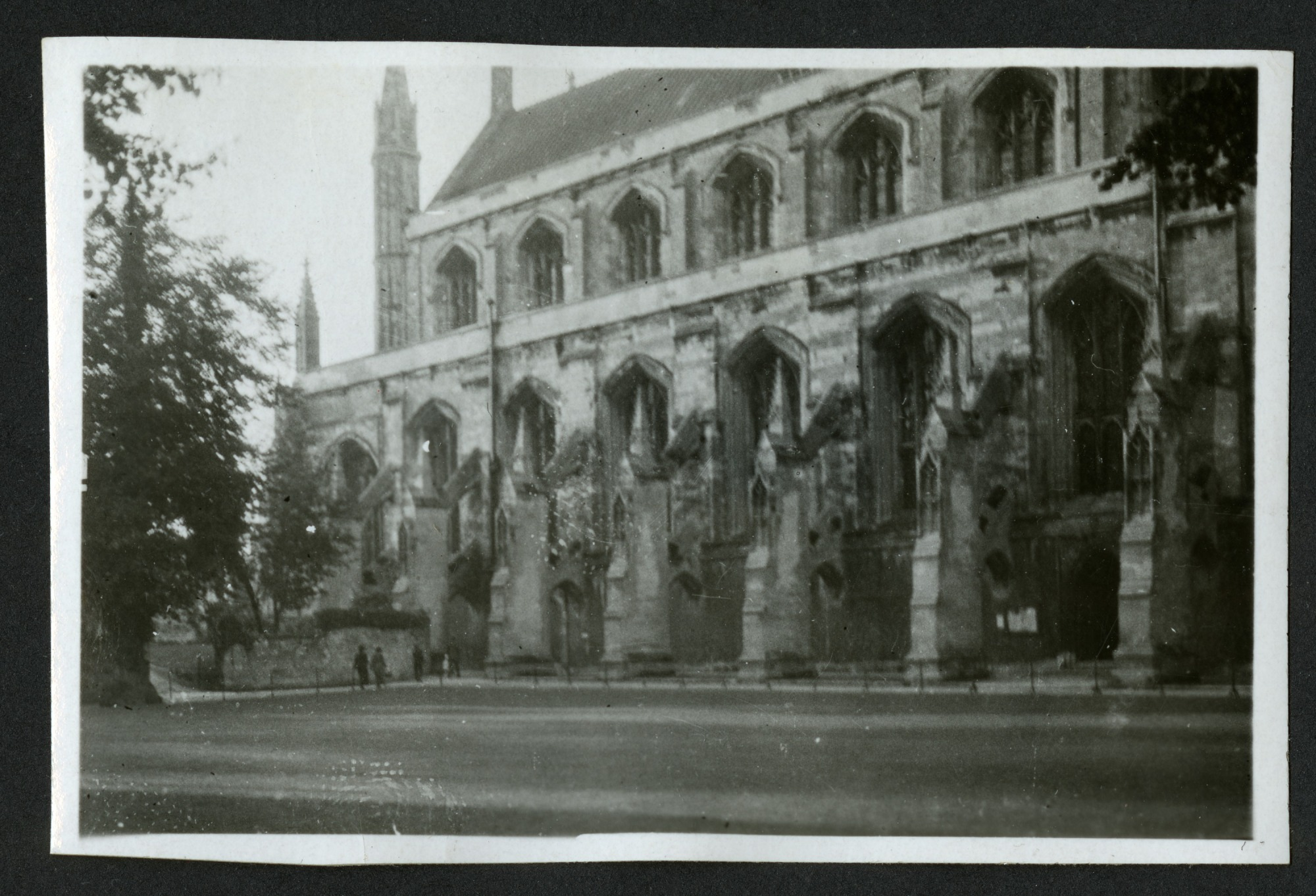 Winchester Cathedral, 1925, Smithsonian Institution Archives, SIA RU007091 [SIA2015-003197].
