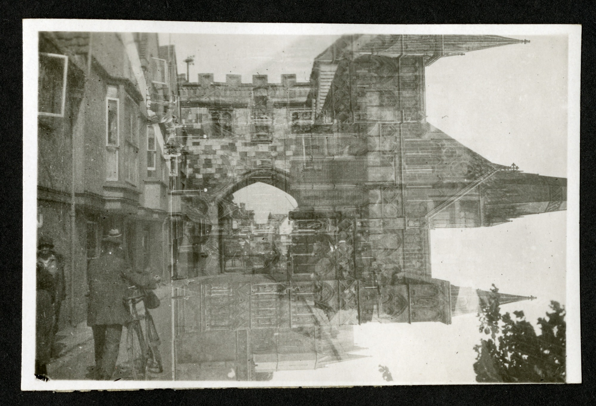 North Gate, at Salisbury, 1925, Smithsonian Institution Archives, SIA RU007091 [SIA2015-003198].