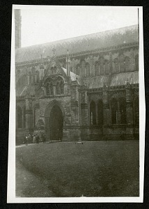 Image of Salisbury Cathedral