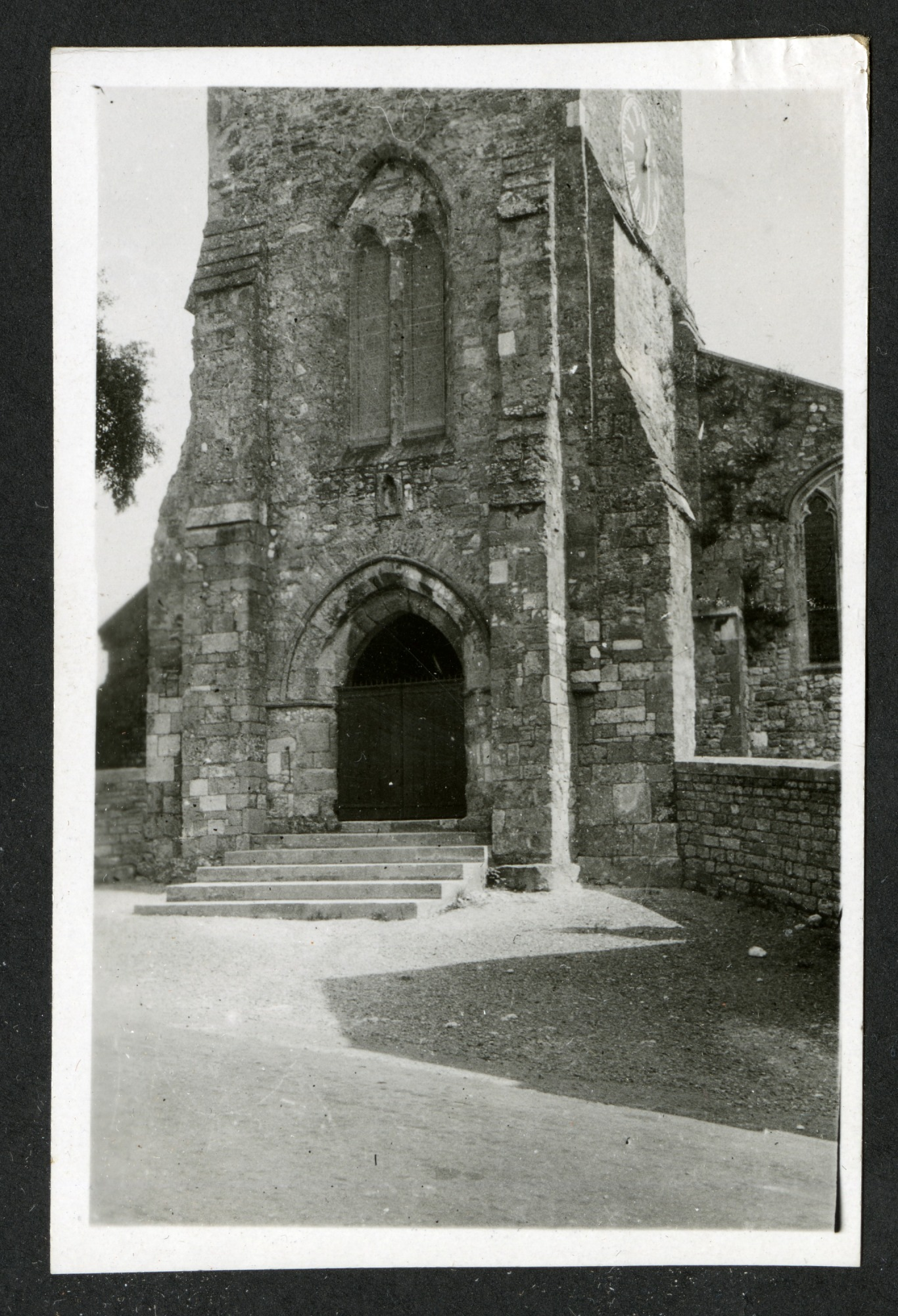 Unidentified Church, 1925, Smithsonian Institution Archives, SIA RU007091 [SIA2015-003207].