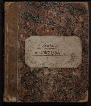 Journal and photos, 1838, Smithsonian Field Book Project, SIA RU007290.