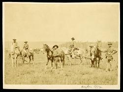 Hayden Survey Mounted Party