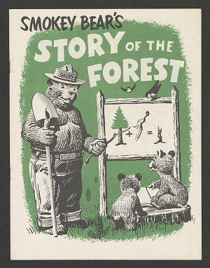 Smokey Bear's Story of the Forest