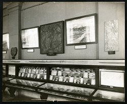 Geology Exhibition