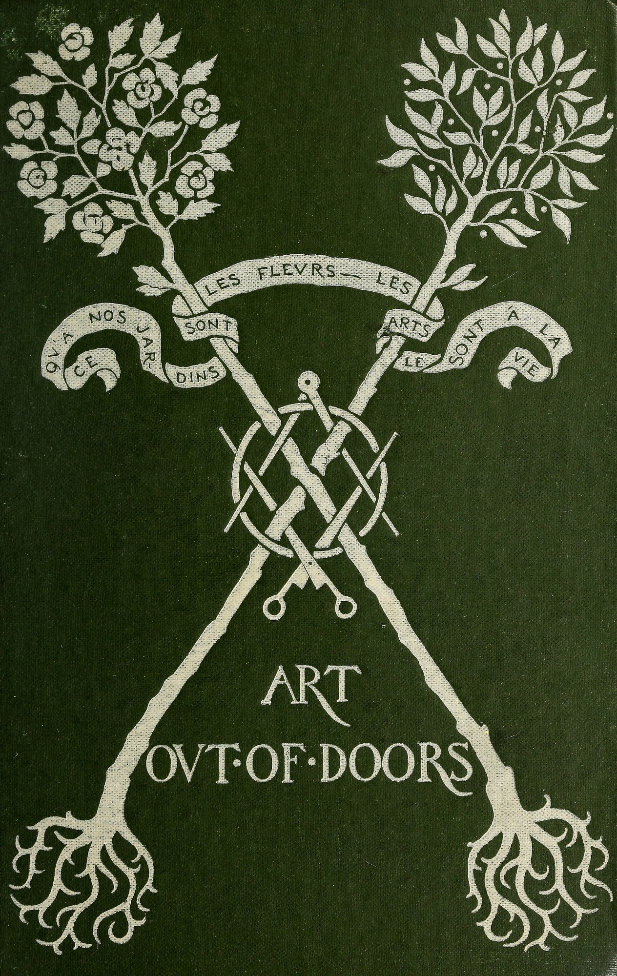 Mrs. Schuyler Van Rensselaer, Art Out-of-Doors: Hints on Good Taste Gardening, New York, 1925