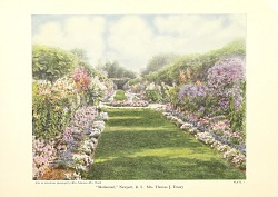 Louise Shelton, Beautiful Gardens in America, New York, 1915