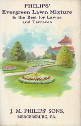 J.M. Philips' Sons Garden, Farm and Flower Seeds Catalogue