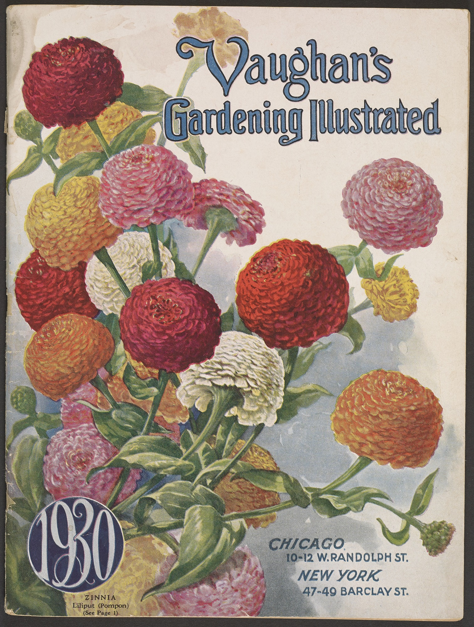 Vaughan's Gardening Illustrated, 1930