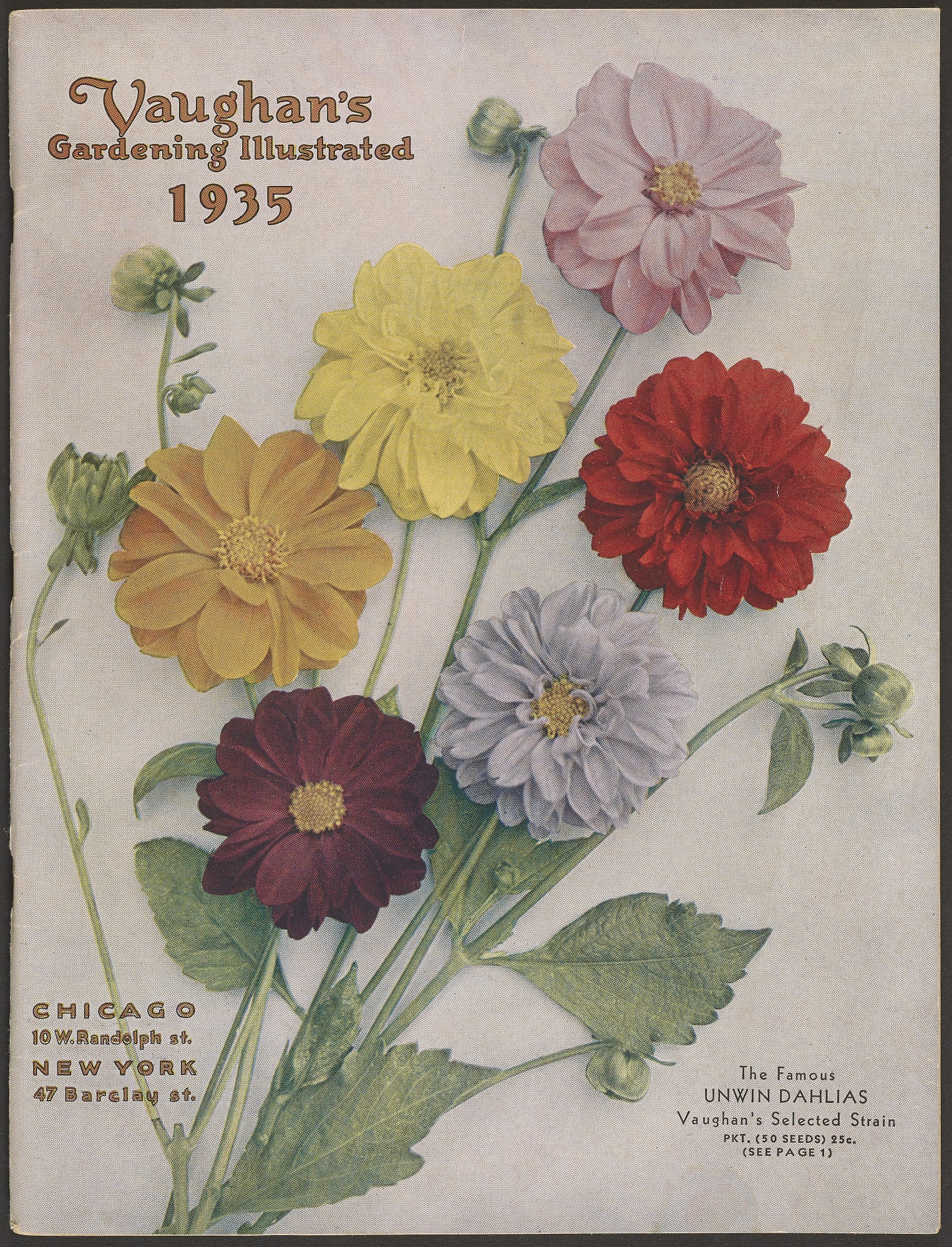 Vaughan's Gardening Illustrated, 1935