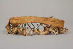 Head Ornament With Beads