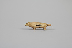 Ivory Carving, Fox