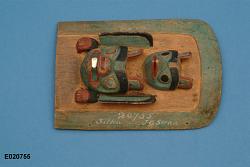 2 Wood Carvings 2
