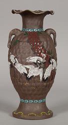 """""""Hane-Ike"""" Flower Vase (2)"""